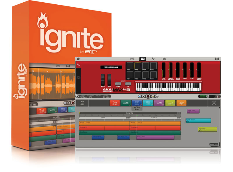 JRRshop com | Air Music Tech Ignite Music Creation Software
