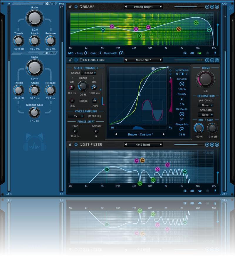 blue cat audio axiom review