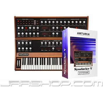 Arturia Synclavier V Synth eDelivery JRR Shop