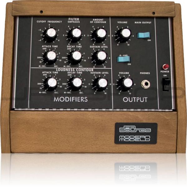 JRRshop com | JRR Sounds Modern Model D Moog Minimoog Sample Set