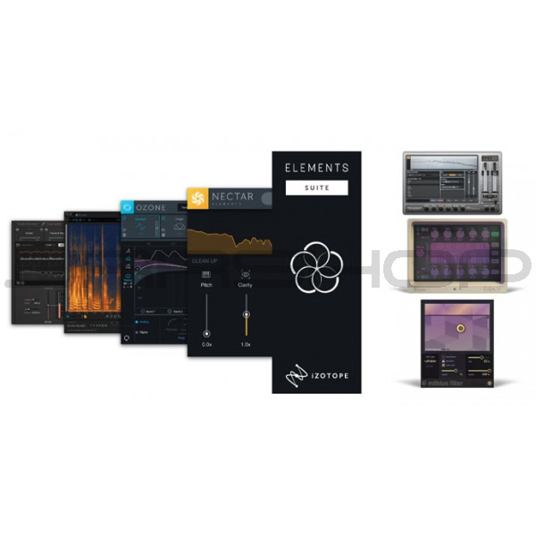 JRRshop com | iZotope Music Essentials Bundle