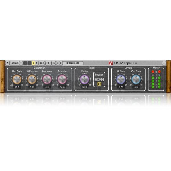 JRRshop com | Voxengo CRTIV Tape Bus Plugin