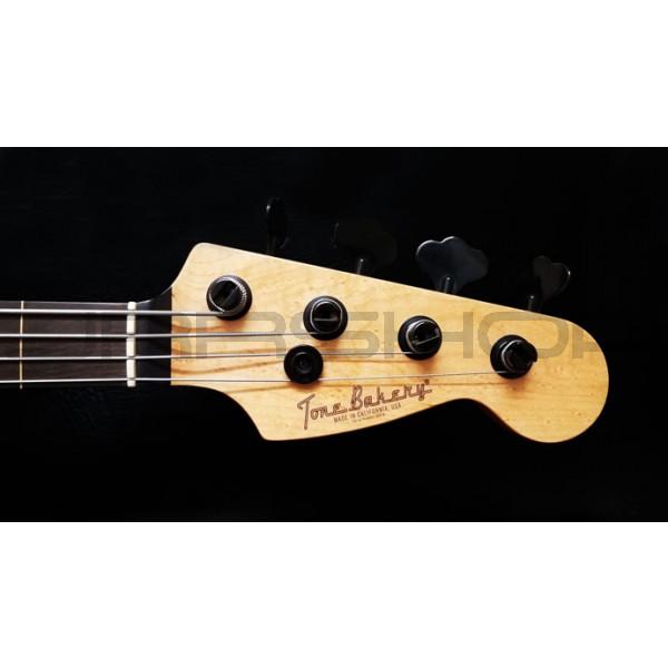 JRRshop com | Tone Bakery Fretless Jazz Bass