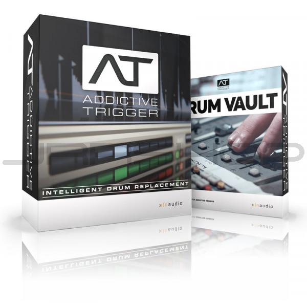 JRRshop com | XLN Audio Addictive Trigger + Drum Vault Bundle