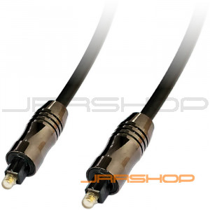 ALVA Optical TOSLINK Cable ADAT or SPDIF format