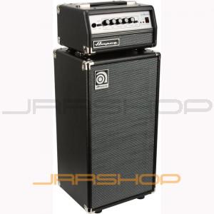 Ampeg Micro-VR Bass Amp Head & SVT210AV Cabinet