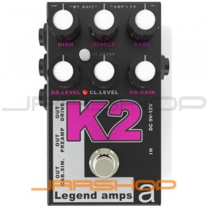 AMT Electronics Legend Amp Series II K2 Krank