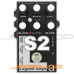 AMT Electronics Legend Amp Series II S2 Soldano