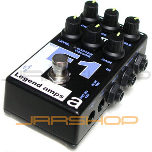 AMT Electronics Legend Amp Series F1 Fender Clean Boost
