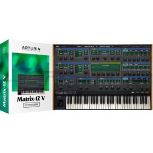 JRRshop com | Arturia Oberheim Matrix 12 V2 Virtual Analog Synth Plugin