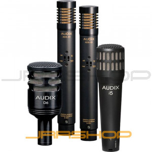 Audix DP Quad 4 Piece Drum Mic Pack