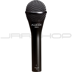 Audix OM6 Dynamic Vocal Mic