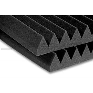 "Auralex Studiofoam Wedge-24 3"" - Set of 8"