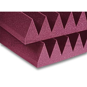 "Auralex Studiofoam Wedge-24 4"" - Set of 6"