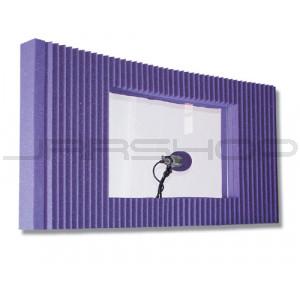 Auralex MAX-Wall-Window Mobile Acoustic Environment
