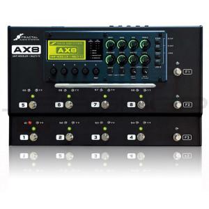 JRRshop com | Fractal Audio AX8 Amp Modeler and Multi