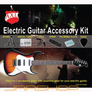 AXL Guitar Accessory Kit