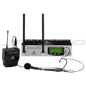 Behringer Ultralink UL2000B Wireless Mic System