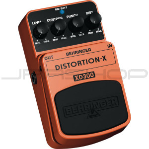 Behringer XD300 Distortion-X