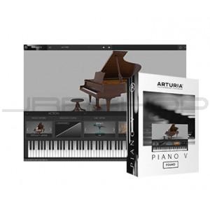 arturia piano v2 sustain pedal