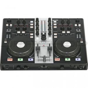 JRRshop com | Gemini CTRL-SIX USB DJ Mixer Controller w