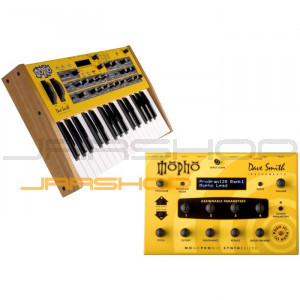 Dave Smith Mopho Keyboard + Mopho Bundle