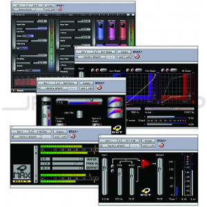 Digidesign DUY EverPack Bundle - Native