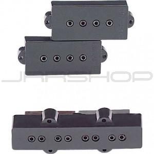DiMarzio Model P+J DP126 Bass Pickup - Neck & Bridge