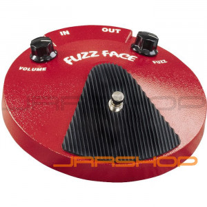 Dunlop JDF2 Fuzz Face Distortion