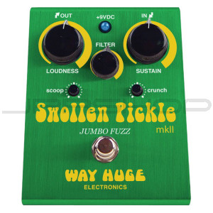 Way Huge Swollen Pickle MKII-Super Jumbo Fuzz