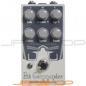 EarthQuaker Bit Commander Guitar Synthesizer