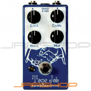EarthQuaker Tone Job EQ and Boost Pedal