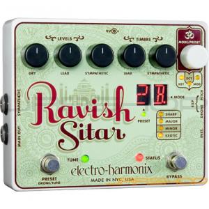 Electro Harmonix Ravish Sitar