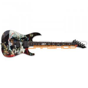 ESP LTD Slayer-2012 Electric Guitar w/ Hard case