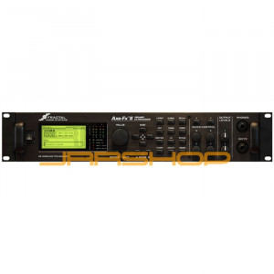 Fractal Audio Axe-Fx II Preamp/FX Processor
