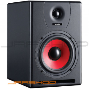 "Gemini SR-6 6.5"" Active Studio Reference Monitor - Single"