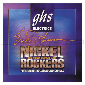 GHS Eric Johnson Nickel Rockers Medium Gauge 1-Set Guitar String