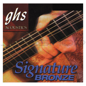 GHS Signature Bronze Light Strings