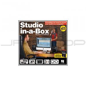 Hal Leonard Studio-in-a-Box Producer Edition