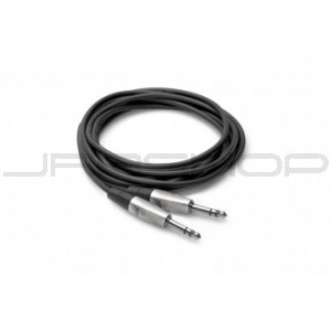 """Hosa HSS-010 10FT REAN 1//4/"""" TRS to 1//4/"""" TRS Pro Balanced Interconnect Cable"""