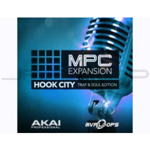 JRRshop com | Akai Hook City Trap & Soul Edition MPC
