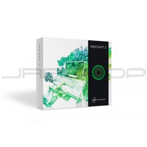JRRshop com | iZotope Insight Essential Metering Suite