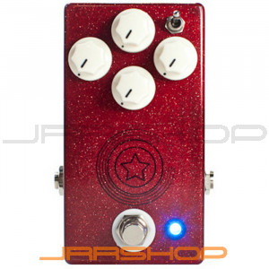 JHS Pedals All American Classic Distortion/Fuzz Pedal