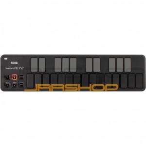 Korg nanoKEY2 Black MIDI Controller