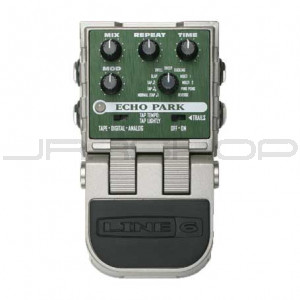 Line 6 Echo Park Delay Effect Pedal