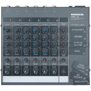 Mackie HMX56 Matrix Headphone Mixer