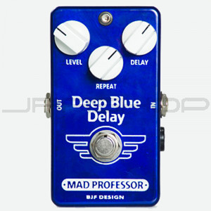Mad Professor Deep Blue Delay Pedal