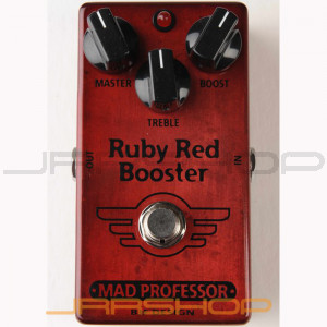 Mad Professor Ruby Red Booster PCB