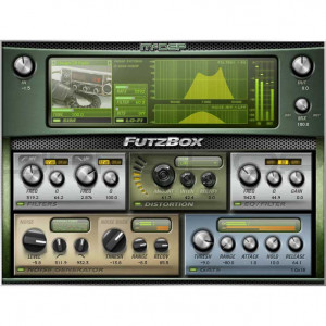 McDSP FutzBox v5 Native - Download License