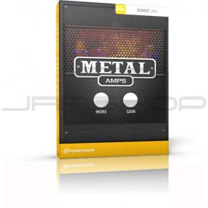 Download ToonTrack Metal Amps EZmix Pack